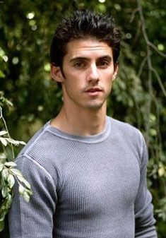 Milo Ventimiglia. I met him a few years ago when he came to my high school!