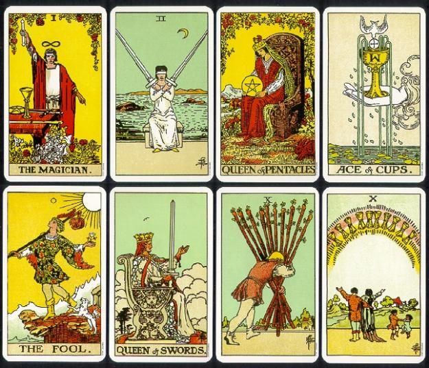 Rider Waite Tarot Cards Best Tarot Reading Online With The