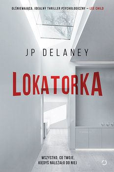 Lokatorka - Delaney JP | Książki empik.com