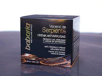 Babaria Snake Venom / SYN-AKE Anti Wrinkle Cream 50ml