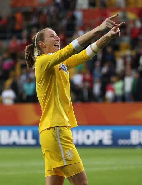Former Titan, Karen Bardsley, was a member of the Great Britain Olympic women's soccer team.