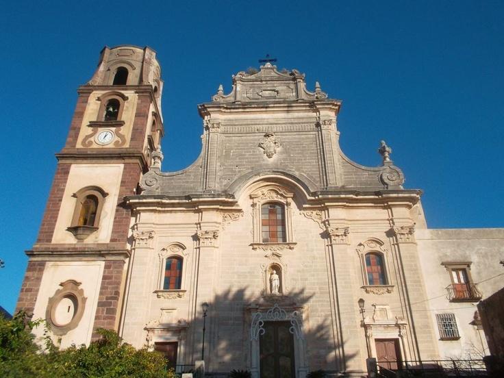 lipari #aeolian island #  St. Bartholomew's Cathedral