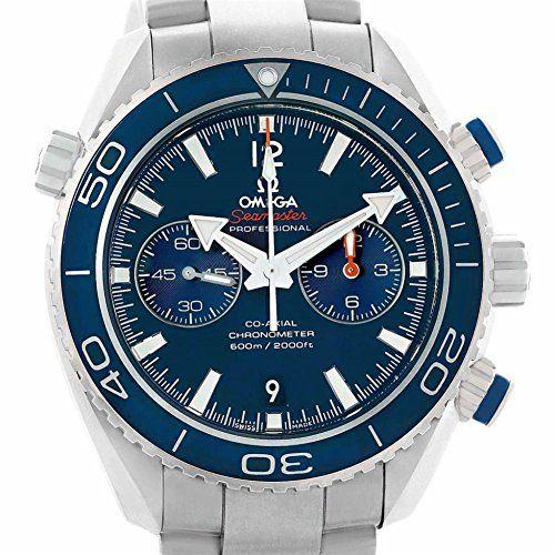 Omega Seamaster automaticselfwind womens Watch 23290465103001 Certified Preowned...