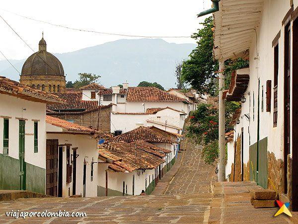 Barichara, Monumento Nacional | Sitios Turisticos en Santander | Viaja por Colombia
