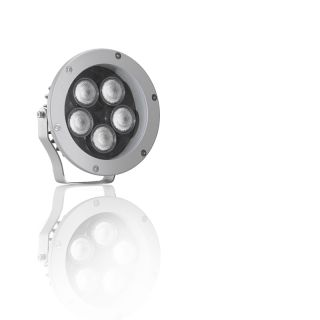 LED Gartenstrahler 42W RGBW Dimmbar, steuerbar 24V DC