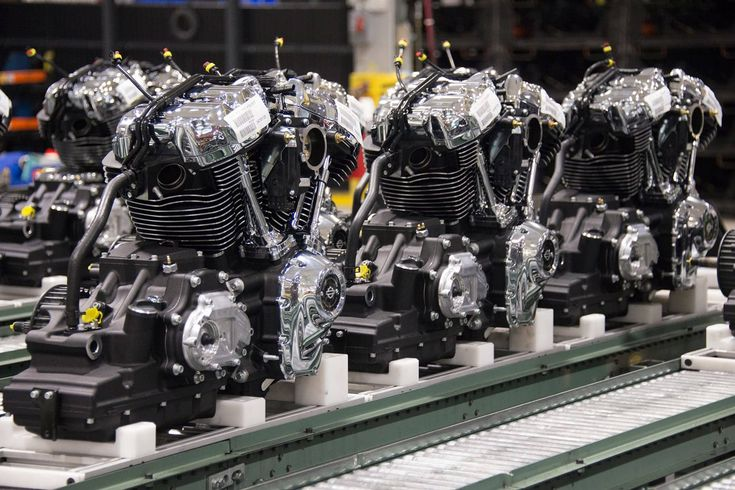 Harley Davidson Powertrain Operations Tours - Menomonee Falls, Wisconsin