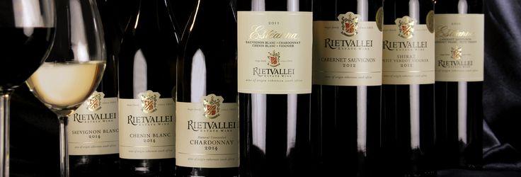 Rietvallei Estate Wines