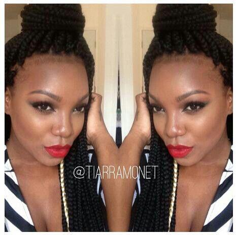 Prime 1000 Images About Box Braids Marley Twist On Pinterest Short Hairstyles Gunalazisus