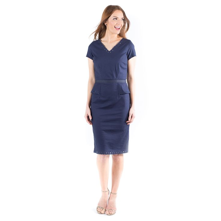 DownEast Basics Sunday Brunch Dress
