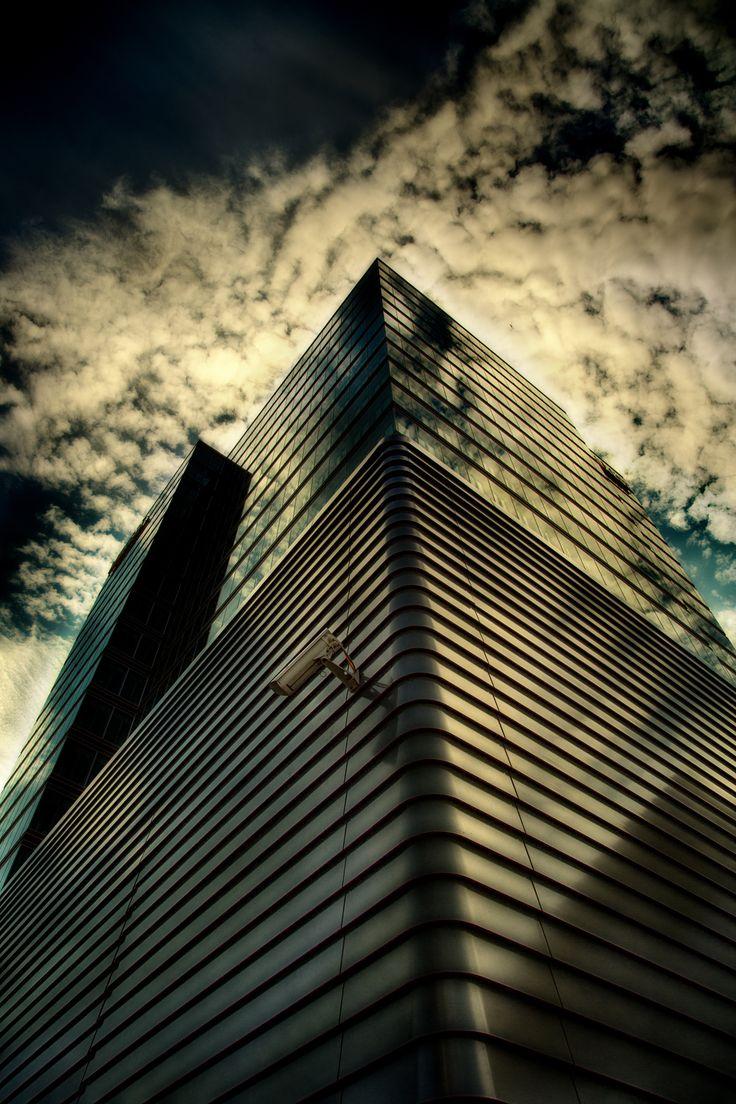 Lanxess Tower 3 by Thomas Röttgen on 500px