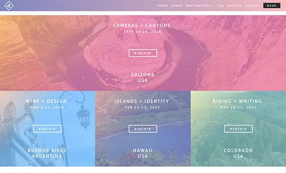 Градиенты в веб-дизайне