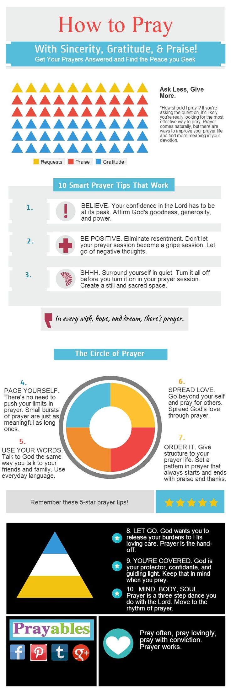 Ever wonder about the best way to pray?  http://www.beliefnet.com/Prayables/Prayer-Galleries/How-to-Pray-Effectively.aspx #prayers