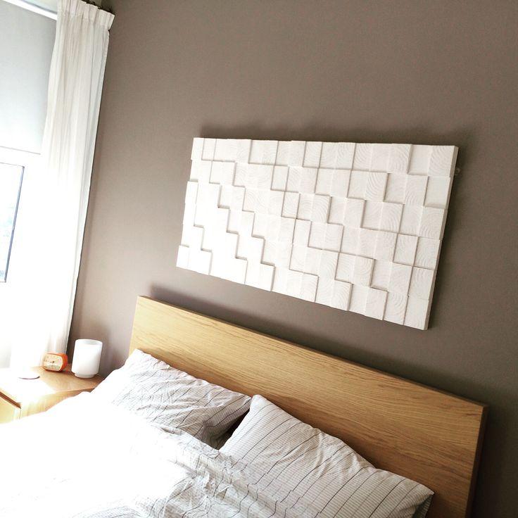 formatsigns.co.uk #bedroom #wall #art #wood #creative #signs