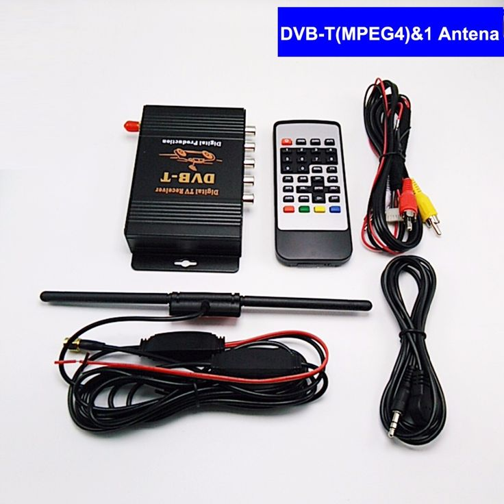57.36$  Watch here - http://alijh7.worldwells.pw/go.php?t=32360610960 - Car DVB-T MPEG-4 Digital TV Tuner Receiver Box for United Kingdom Spain Italy Germany (2 Video Out and 1 Antenna) 57.36$