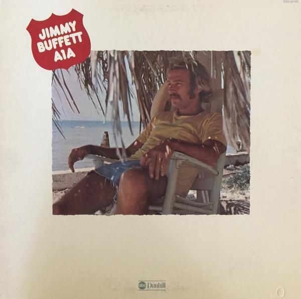 Jimmy Buffett A1A 1974 Vinyl LP Record Album Record: Very Good Plus (VG+) Sleeve: Very Good Plus (VG+)