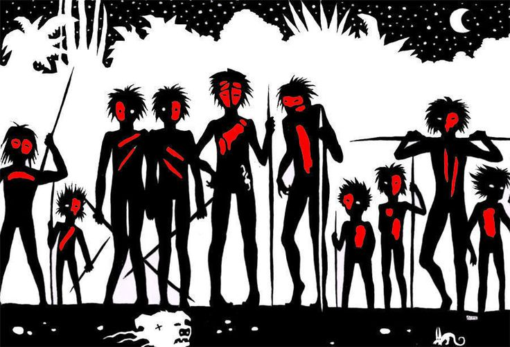 an analysis of mans savageness in lord of the flies by william golding Free summary and analysis of the quotes in chapter 12 of lord of the flies that won't make you snore  of the flies by william golding  who's savage now.