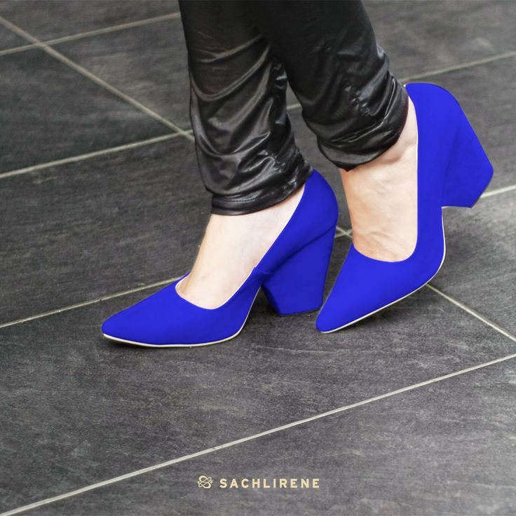 A shoe is not only a design, but it's a part of your body language, the way you walk. The way you're going to move is quite dictated by your shoes. #sachlirenelexy