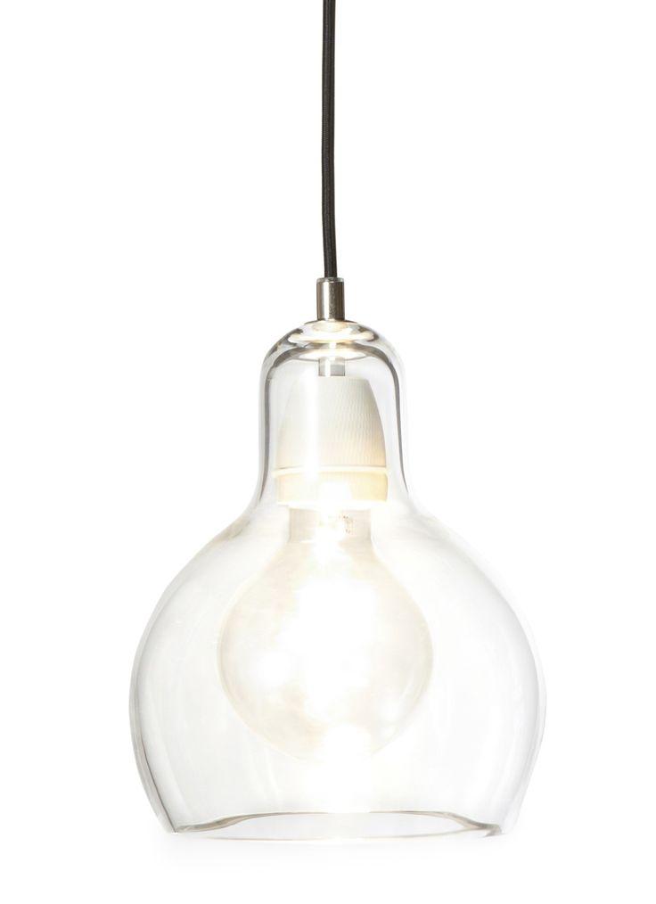 Love this simple elegant lamp.