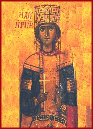 The Black Romans: Empress Irene and the Eastern Roman Empire circa: 753 – 803 AD – Rasta Livewire