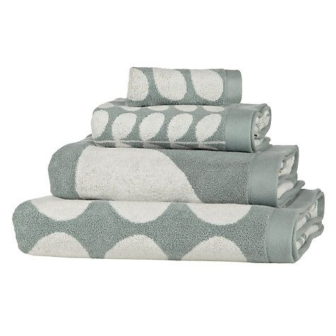 Buy Orla Kiely Jacquard Towels Online at johnlewis.com