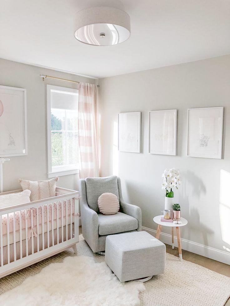 50 inspirierende Kinderzimmerideen für Ihr Baby – niedliche Designs, die Sie lieben werden   – Nursery Ideas