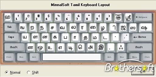 Image Result For Vanavil Avvaiyar Tamil Font Keyboard
