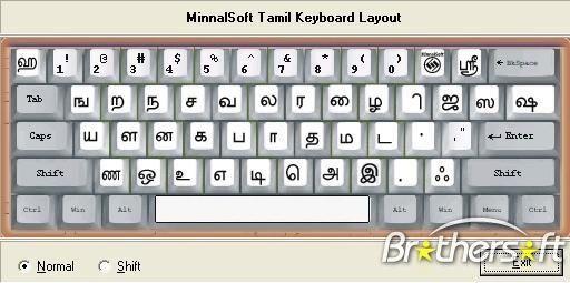 Image Result For Vanavil Avvaiyar Tamil Font Keyboard