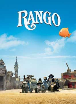 Rango Movie Posters From Movie Poster Shop
