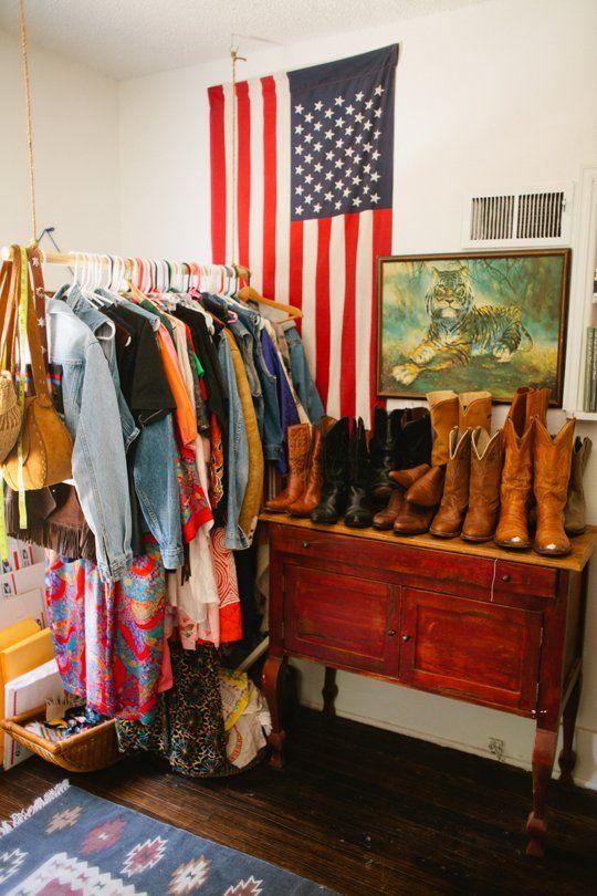Lauren & Stiles' Southwestern Bohemian Abode