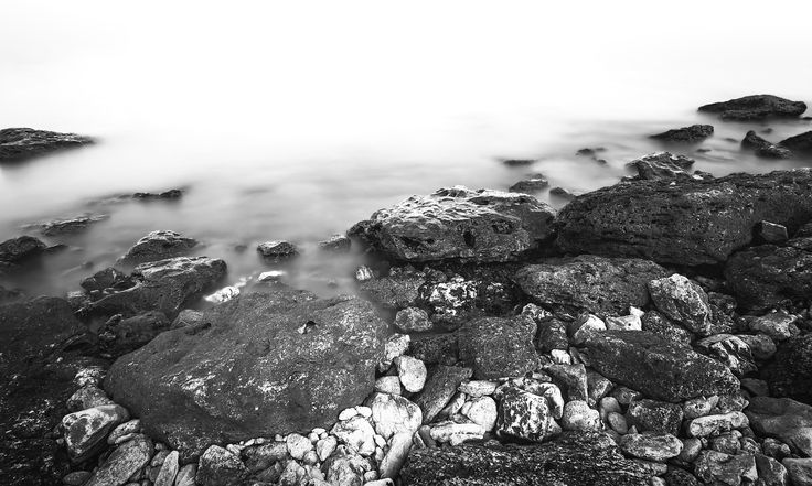 Fleeting moments - I can think of few experiences as serene and alien as long exposure photography.