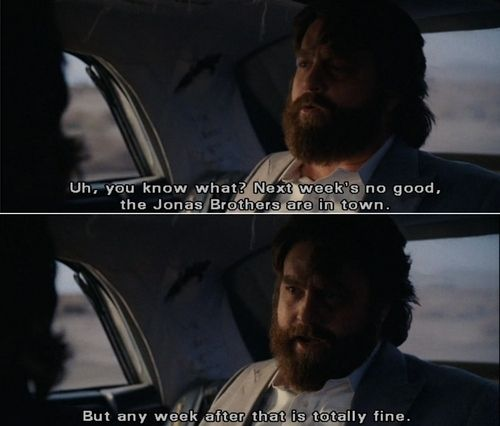 funny movie quotes | film, hangover, movie quote, subtitle, subtitles, text - inspiring ...
