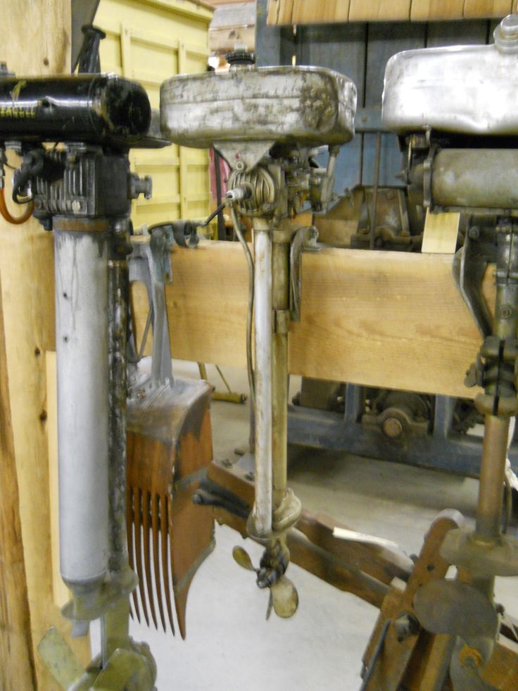 Vintage outboard and marine supply