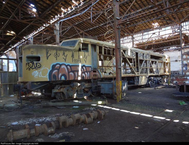 RailPictures.Net Photo: CP 601 Companhia Paulista de Estradas de Ferro ALCO PA-2 at Jundiai-SP, Brazil by vito1400