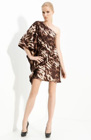 I am looking for bolder ways to wear leopard-type prints, now that my shoes are about worn out.