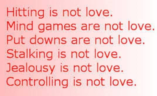 not controlled relationship