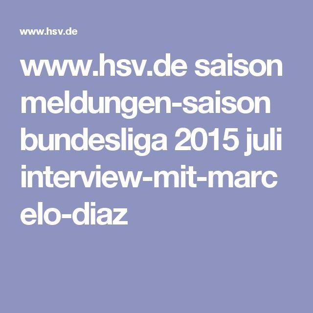 www.hsv.de saison meldungen-saison bundesliga 2015 juli interview-mit-marcelo-diaz