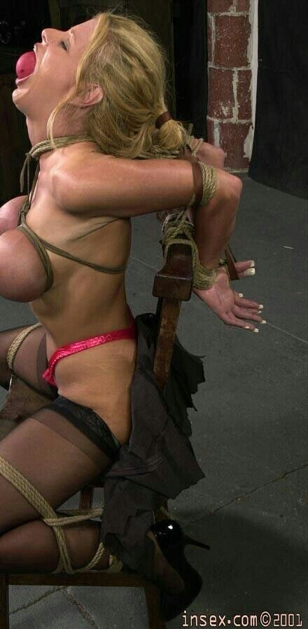 pink bdsm submissive