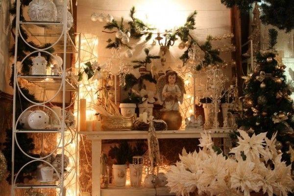 Vánoční dům | vánoční dekorace, výzdoby, osvětlení, stromy, betlémy