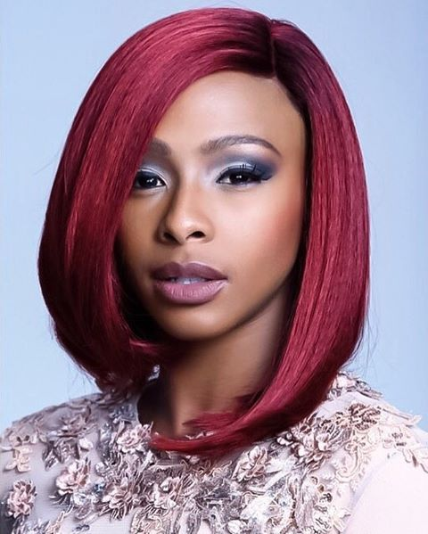 WEBSTA @ boity - #DrumHair2016 #CoverGirl #OwnYourThrone