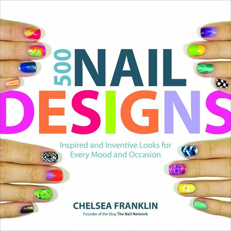 21 best Nail Art Books images on Pinterest | Nail artist, Nails ...