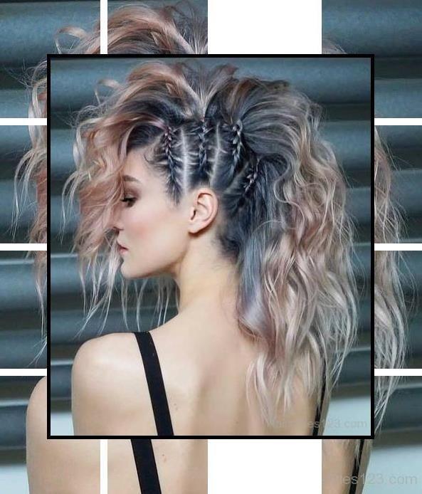 Hairdos For Short Hair | Long Hairstyle 2016 Female | New Long Hair Style – #Fem…