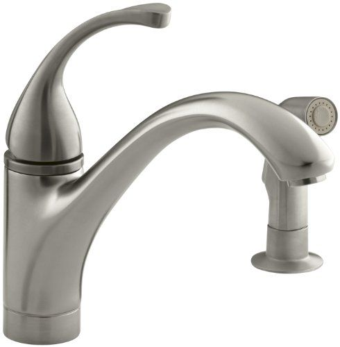 Kitchen Sink Faucet With Side Sprayer