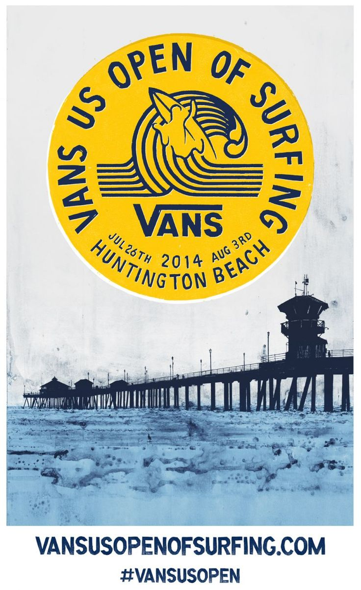 Every summer the best surfers in the world converge on HB for the US Open Surfing.   Amazing to see them harness the power of nature.