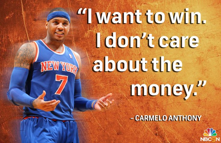 carmelo anthony quotes basketball - photo #20