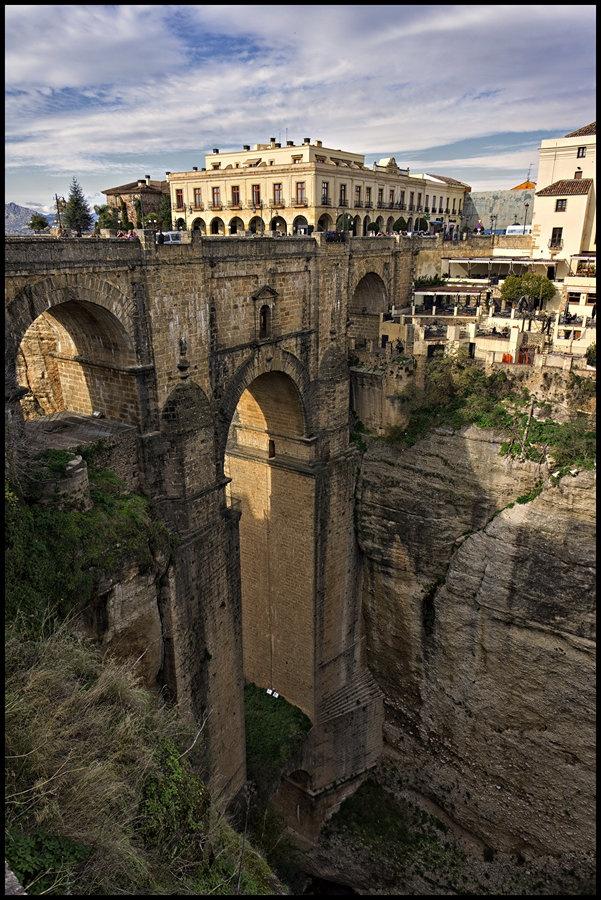 Ronda Bridge, Spain