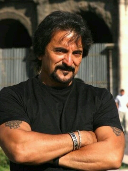 Tom Savini-special efects artist (Creepshow, Friday the 13th, Knightriders, etc.)