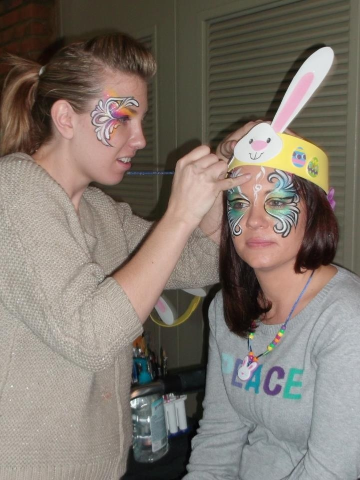 21 best Whitney Myers face painting workshop Australia 2014 images