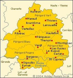 Dordogne ~ France