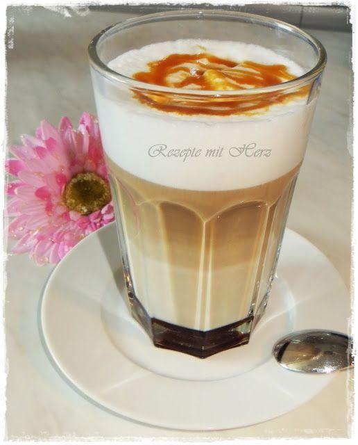 die besten 25 latte macchiato rezept ideen auf pinterest chai kaffee rezept lik r selber. Black Bedroom Furniture Sets. Home Design Ideas