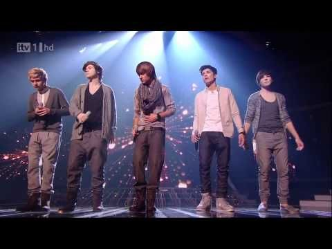[HD] Take That & One Direction - Never Forget - The X Factor 12-12-2010 - YouTube